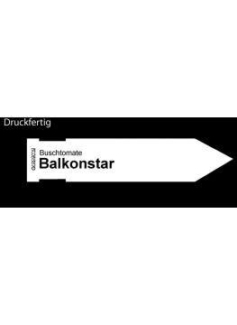 Buschtomate - Balkonstar -...